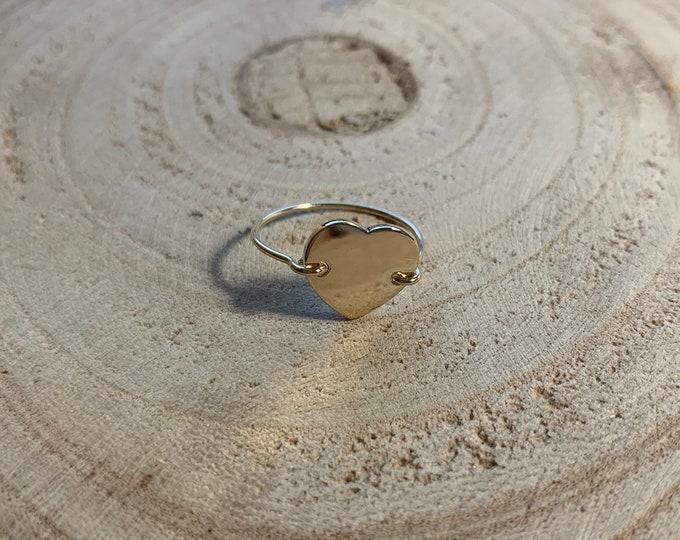 """Ring """"Mini in love"""""""