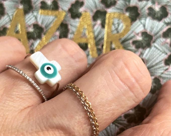 """Ring """"Eye"""""""