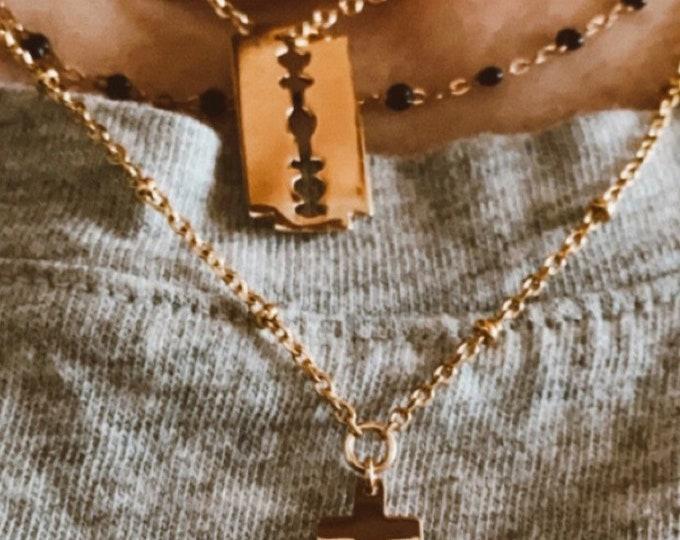 """Mini """"Trust"""" necklace"""
