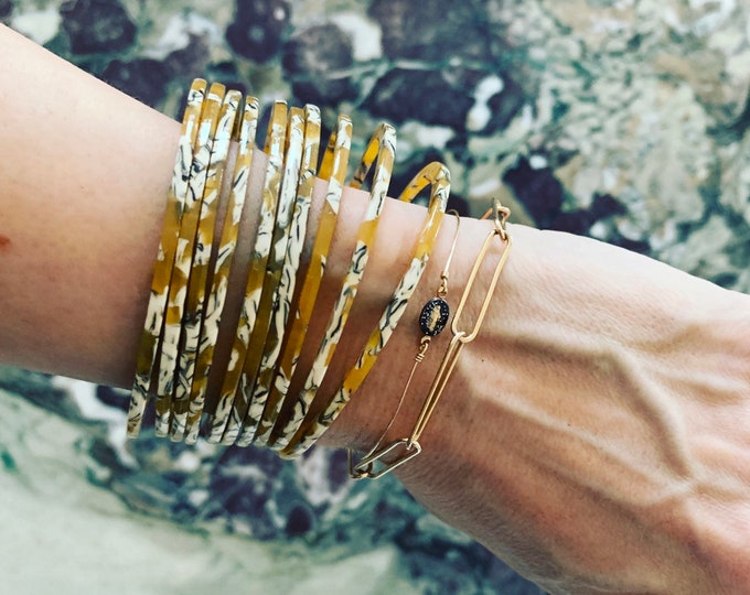 """Big chain"" bracelet"