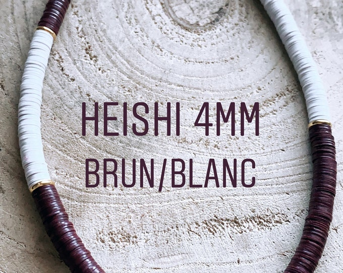 """Heishi"" necklace"