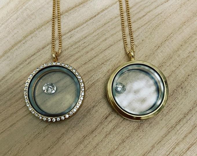 """""""My precious"""" Locket necklace"""