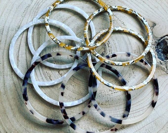 """""""Tortoise"""" bracelet"""