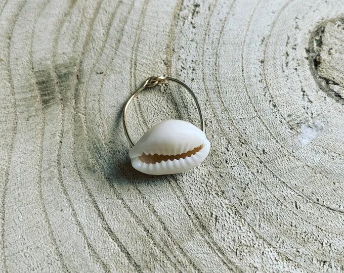 "Ring ""Seashell"""