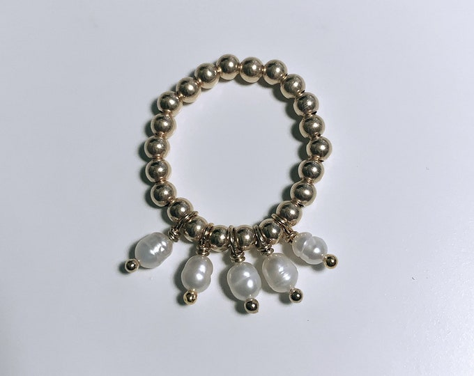 "Ring ""Pearl bells"""