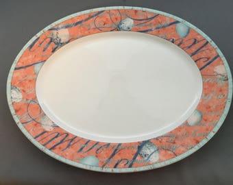 Wedgwood Variations Oval Platter
