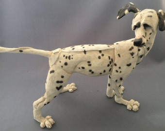 Country Artists A Breed Apart Dotty Dalmation Dog Figure Boxed.