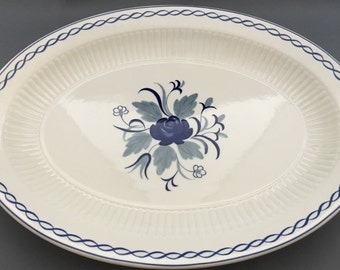 Adams Baltic Large Oval Platter