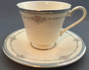 Royal Doulton Lisa Tea Cup and Saucer