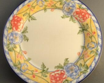 Staffordshire Georgia Dinner Plate
