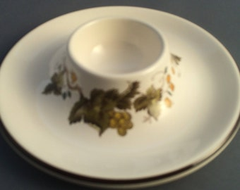 Wedgwood Vine OTT Egg Cup.