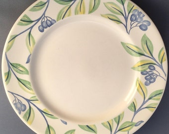 Johnson Brothers Blueberry Options Dinner Plate