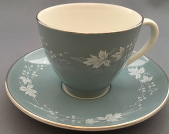 Royal  Doulton Reflection Coffee Cup and Saucer