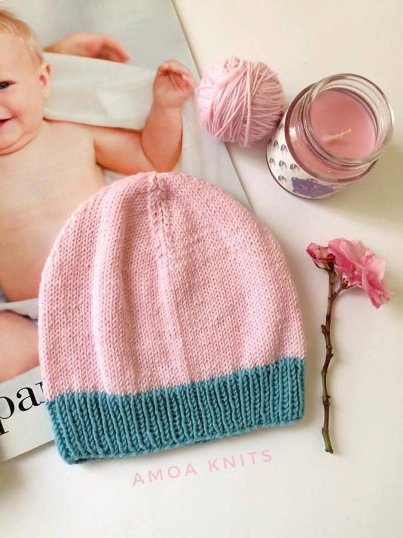 ffbc5d15160 Baby Girl Hat Baby Beanie Crochet Hat Knit Hat