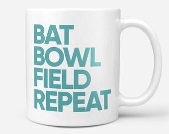 Cricket Mug, Cricket Fan Gift, Cricket World Cup, Sports Mug, Sport Lovers Gift, Modern Mug