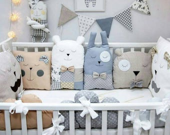 Must Have Baby Cot Bumpers