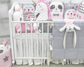 Bumper Pillows Set(Customised Measurements,14 pieces)