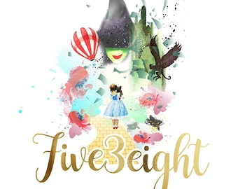 Five 3 Eight