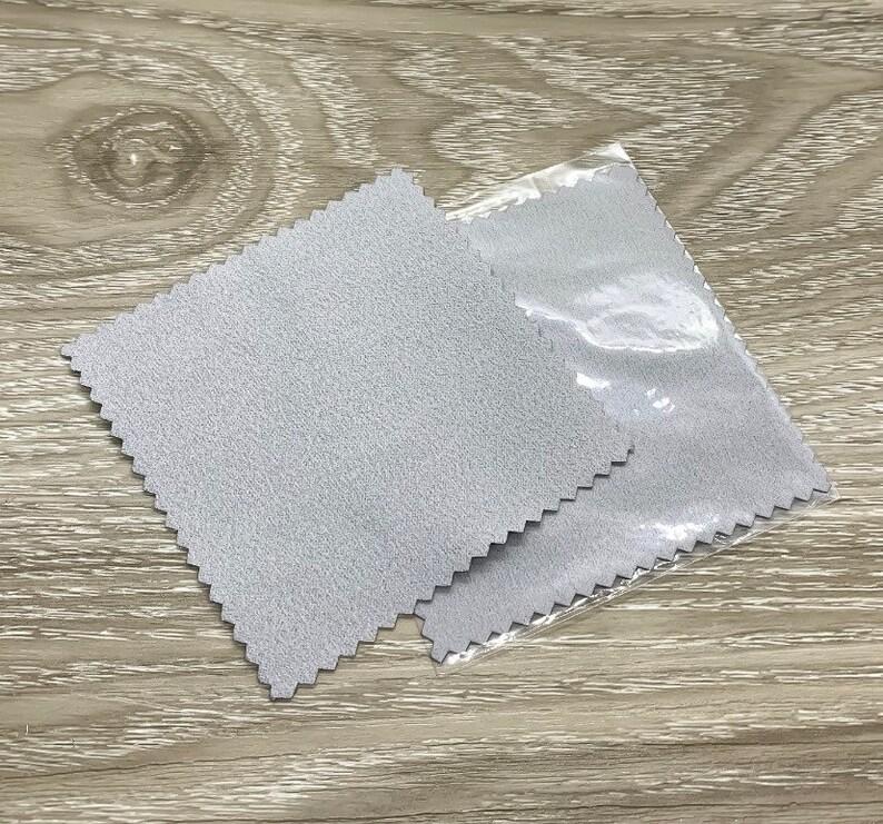 Add On Polishing Cloth Square Jewelry Polishing Silver image 0