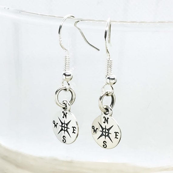 Christmas Gift Dangle Earrings Stocking Filler Women Jewellery  New with CARD X7