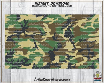086b7bc4d2 Traditional Camo Pattern