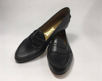 dd791a437410f 1960's penny loafers   Etsy