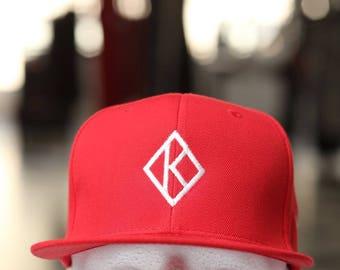 1b0229a81c3 Diamond K Klassic fitted cap