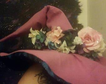 Custom Witch Wizard Hat