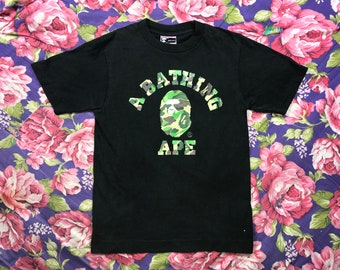 9d2bfbc8 A bathing Ape bape heads camo