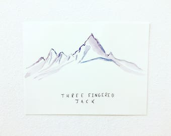 three fingered jack