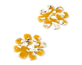 Drop Earrings and Pendant Color Code: A73-46x2.5mm Earring Findings Acetate Drop Charms Jewelry Supplies AC1022H