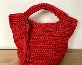 Crochet Handbag / Crochet