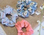 Floral, Pattern Scrunchies