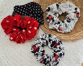 Mickey Scrunchies, Set of 2 Scrunchies