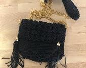 Crochet shoulderbag / Crochet
