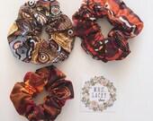 Cotton Scrunchies, Aboriginal Scrunchies