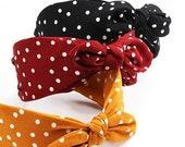 Knot Headband, Hairband Turban