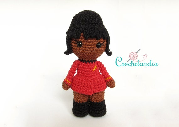 Star Trek: Insignia of the Starfleet Amigurumi by Tofe-lai on ... | 404x570