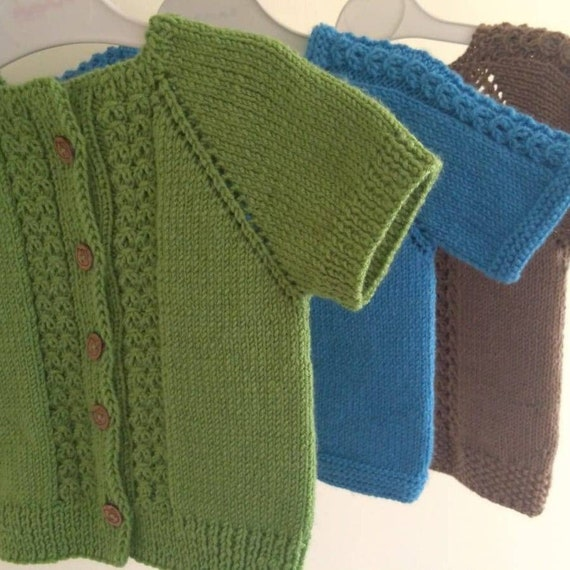 a83a9caef Child Knit Vest Hand Knit Coffee Bean VestKnitted baby