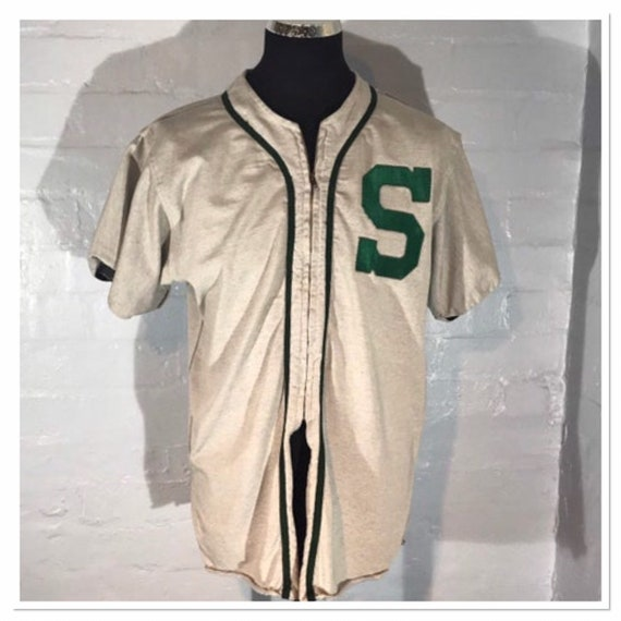 Rare baseball jersey-Empire -union made