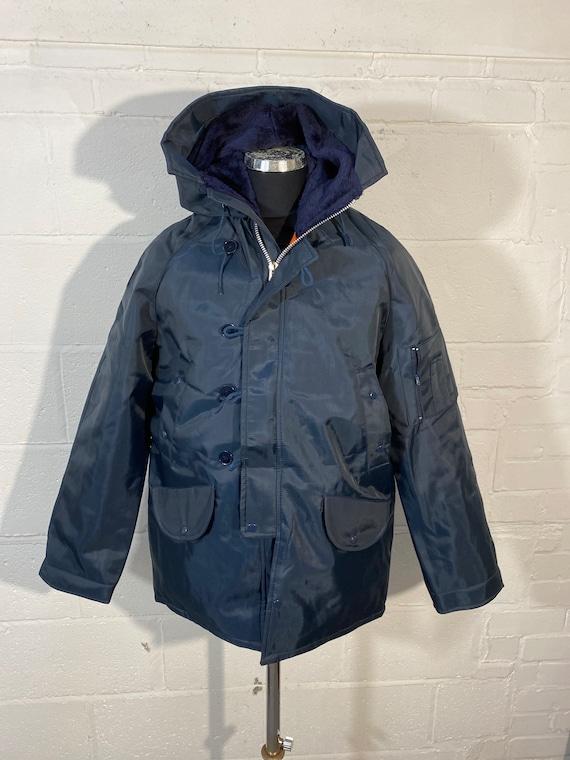 "Vtg 70s snorkel workwear coat new dead stock ""Cent"