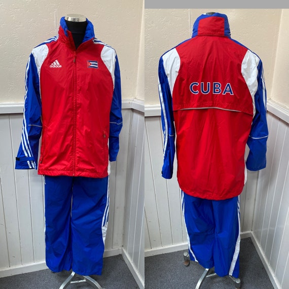 Vtg track suit Adidas