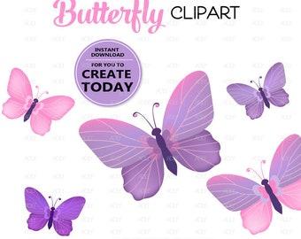 c989c26907853 Butterfly clip art