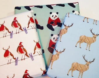 5 A2 Xmas Wrapping paper sheets
