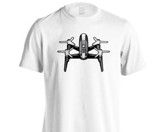 Drone Camera Pilot Men's T-Shirt r633m