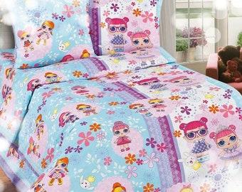 lol girls room lol girls bedding toddler duvet covers toddler comforter girl twin xl duvet cover bedding sets kids teen bedding - Toddler Bedding For Girls