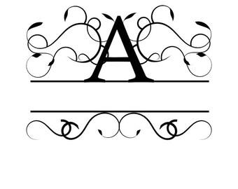 Flourished Alphabets