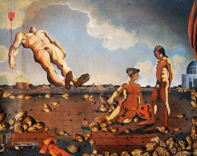 Hand Painted Large Original Painting, Figurative , oil Painting, XL LARGE CANVAS, Realism Painting . Wall Art,italian artist,minimal,design,