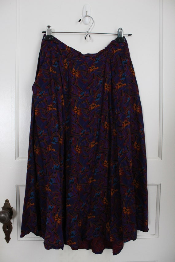 1980's Christian Dior Separates Skirt