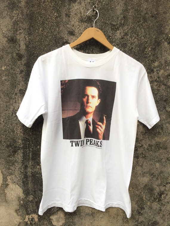 Vintage 90's Twin Peaks Special Agent Dale Cooper